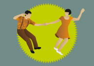 Lindy Hop Levels